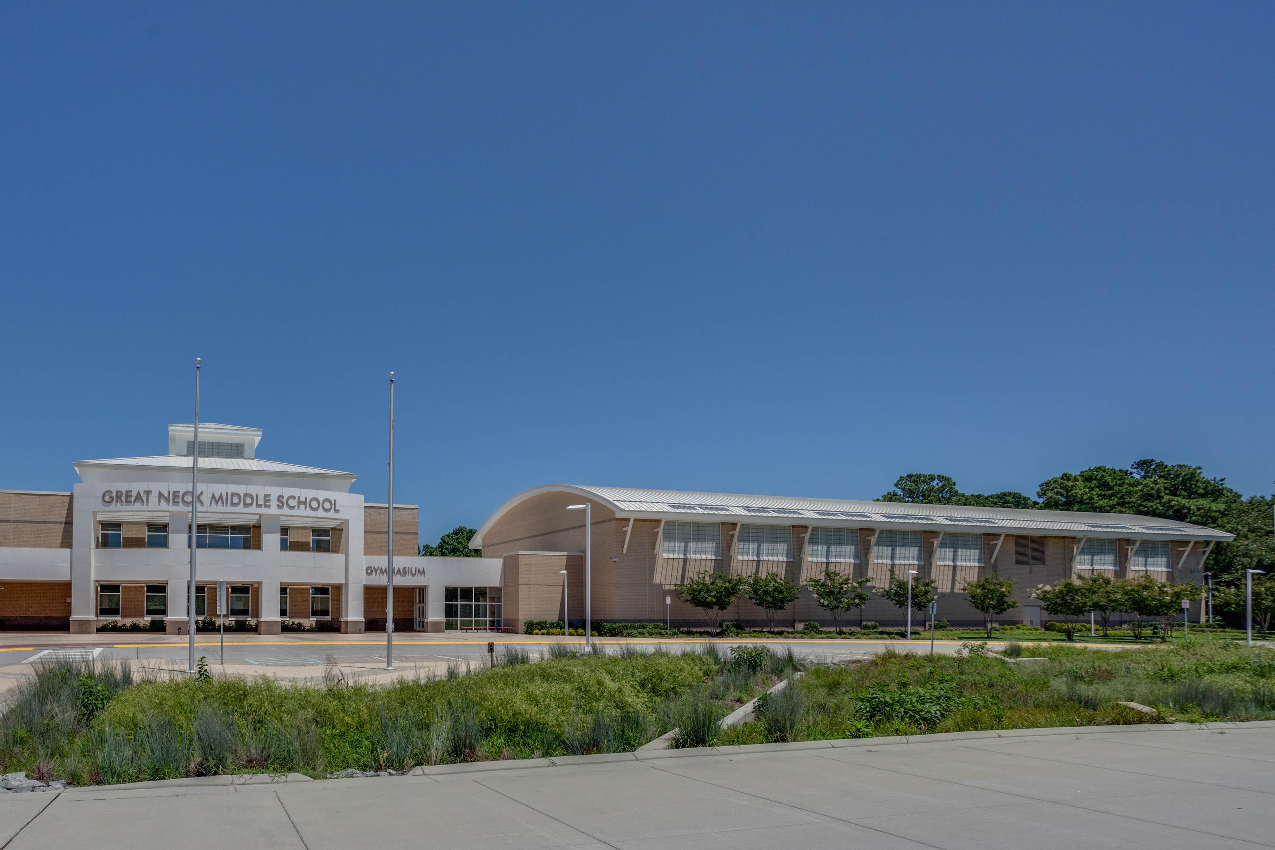 Great Neck Middle School Virginia Beach
